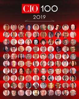 #CIO100 The 2019 edition…